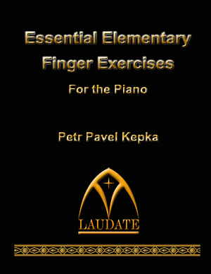 Finger Exercises Tytle